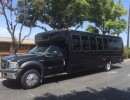 2016, Ford F-550, Mini Bus Shuttle / Tour, Krystal
