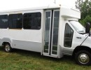2002, Ford E-450, Mini Bus Shuttle / Tour, Glaval Bus