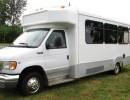 Used 2002 Ford E-450 Mini Bus Shuttle / Tour Glaval Bus - Bellefontaine, Ohio - $16,800