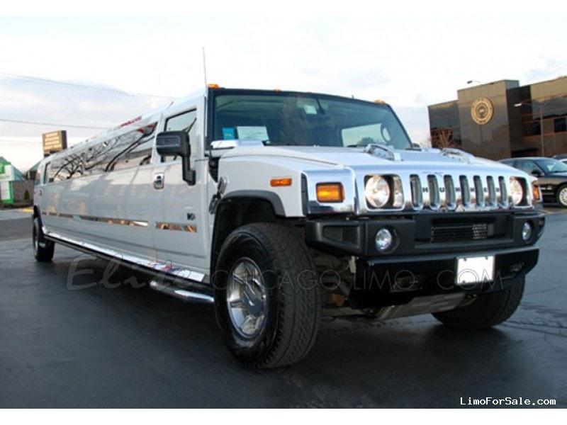 used 2007 hummer h2 suv stretch limo la grange illinois 45 000 limo for sale. Black Bedroom Furniture Sets. Home Design Ideas