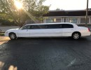 2008, Lincoln Town Car, Sedan Stretch Limo, Executive Coach Builders