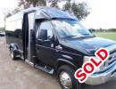 Used 2012 Ford E-350 Mini Bus Shuttle / Tour Turtle Top - Anaheim, California - $21,900