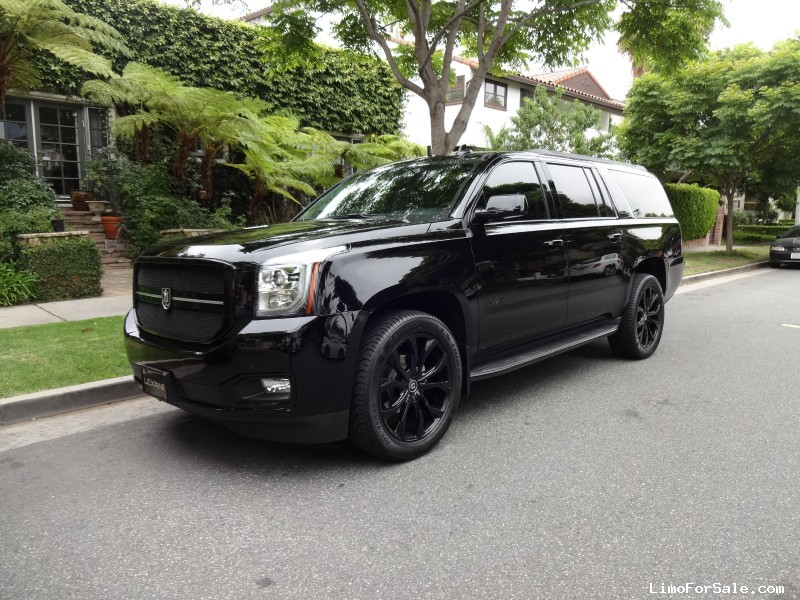 New 2017 Gmc Yukon Xl Suv Limo Irvine California 77 000 For