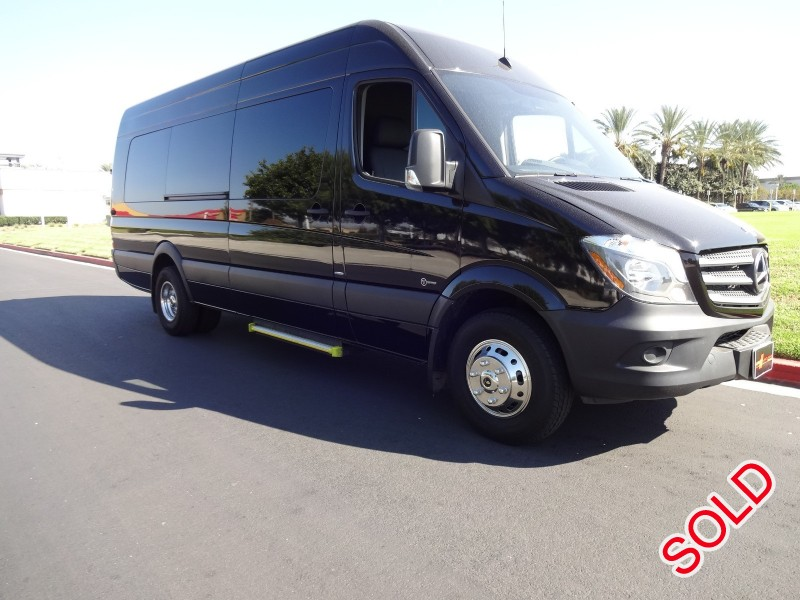 Mercedes Benz Of Anaheim Sprinter