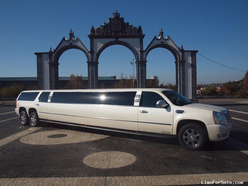 Used 2008 Cadillac Escalade ESV SUV Stretch Limo Galaxy Coachworks - Fall River, Massachusetts - $45,000