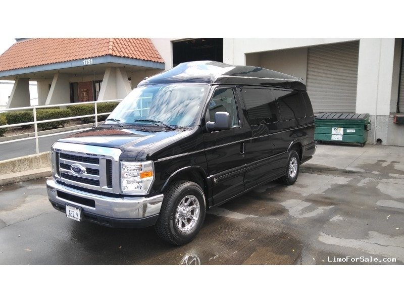 Used 2010 Ford E-250 Van Limo  - West Sacramento, California - $23,000