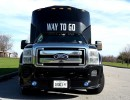 Used 2011 Ford F-550 Mini Bus Limo Tiffany Coachworks - Palatine, Illinois - $79,500