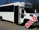 2004, GMC C5500, Mini Bus Limo, Glaval Bus