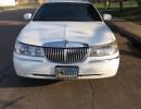 2000, Lincoln Town Car, Sedan Stretch Limo, Krystal