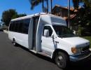 2000, Ford E-350, Mini Bus Shuttle / Tour, Federal