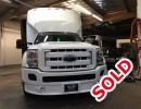 Used 2013 Ford F-550 Mini Bus Limo Tiffany Coachworks - Tucson, Arizona  - $78,000