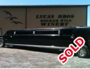 Used 2003 Hummer H2 SUV Stretch Limo Pinnacle Limousine Manufacturing - evansville, Indiana    - $27,000