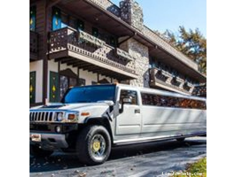 Used 2008 Hummer H2 SUV Stretch Limo  - evansville, Indiana    - $34,000