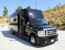 New 2016 Ford E-450 Mini Bus Shuttle / Tour Tiffany Coachworks - Riverside, California - $81,300