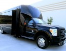 2016, Ford F-550, Mini Bus Shuttle / Tour, Tiffany Coachworks