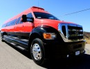 2015, Ford F-650, Mini Bus Limo, Tiffany Coachworks