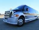 2013, Ford F-650, Mini Bus Limo, Tiffany Coachworks