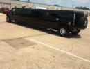 2008, Hummer H2, SUV Stretch Limo, Executive Coach Builders