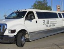2008, Ford F-650, SUV Stretch Limo, LA Custom Coach