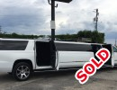New 2016 Cadillac Escalade SUV Stretch Limo Pinnacle Limousine Manufacturing - Glen Burnie, Maryland - $89,500