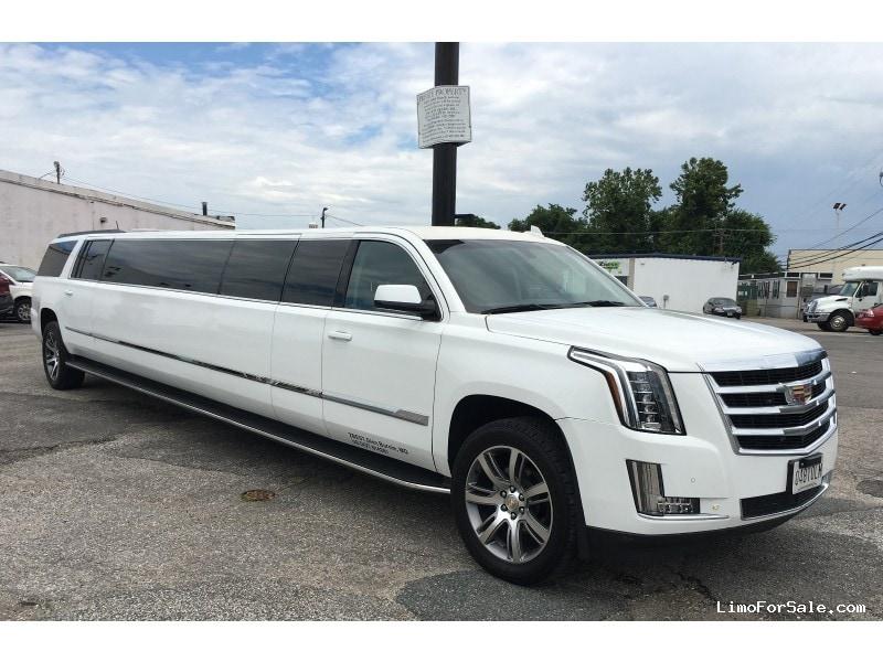 New 2016 Cadillac Escalade SUV Stretch Limo Pinnacle ...