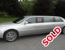 2006, Cadillac DTS, Funeral Limo, Superior Coaches