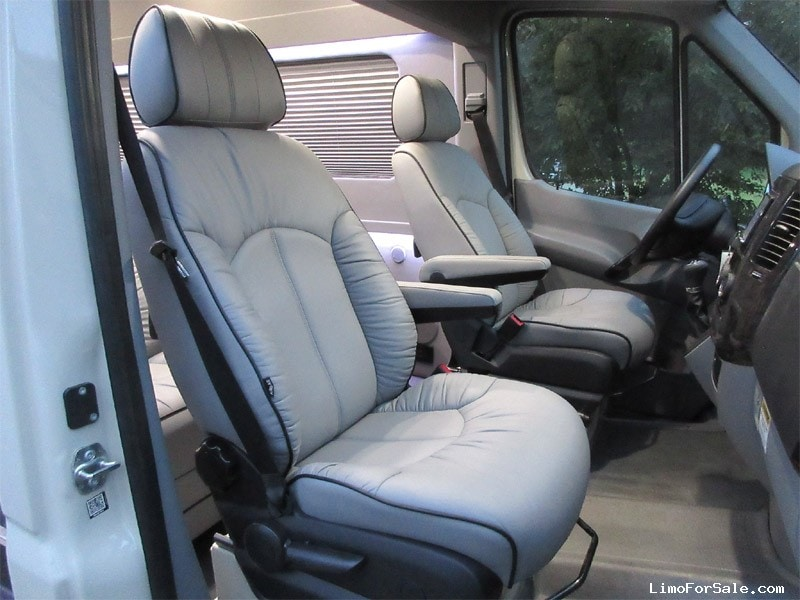 Used 2016 Mercedes Benz Sprinter Van Limo Picasso