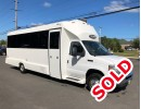 2012, Ford E-450, Mini Bus Shuttle / Tour, Tiffany Coachworks