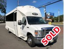 Used 2012 Ford E-450 Mini Bus Shuttle / Tour Tiffany Coachworks - Morganville, New Jersey    - $37,900