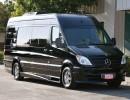 2011, Mercedes-Benz, Van Limo, Krystal