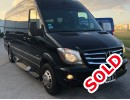 2016, Mercedes-Benz, Van Shuttle / Tour, First Class Customs