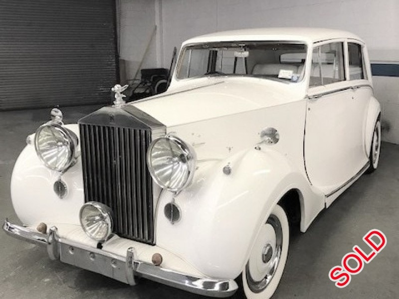 Used 1947 Rolls-Royce Antique Classic Limo  - Farmingdale, New York    - $28,000