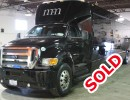 Used 2014 Ford F-750 Mini Bus Shuttle / Tour Tiffany Coachworks - Des Plaines, Illinois - $85,000