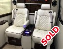 New 2017 Mercedes-Benz Sprinter Van Limo Midwest Automotive Designs - Oaklyn, New Jersey    - $119,590