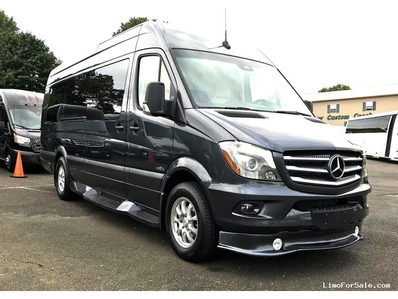 New 2017 Mercedes-Benz Sprinter Van Limo Midwest Automotive Designs - Oaklyn, New Jersey    - $126,590