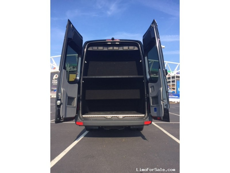 Used 2017 Mercedes-Benz Van Limo Classic Custom Coach - ORANGE, California - $81,900