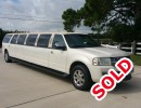 2007, Lincoln, SUV Stretch Limo, Executive Coach Builders