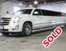 Used 2015 Cadillac Escalade SUV Stretch Limo Limos by Moonlight - Des Plaines, Illinois - $78,000