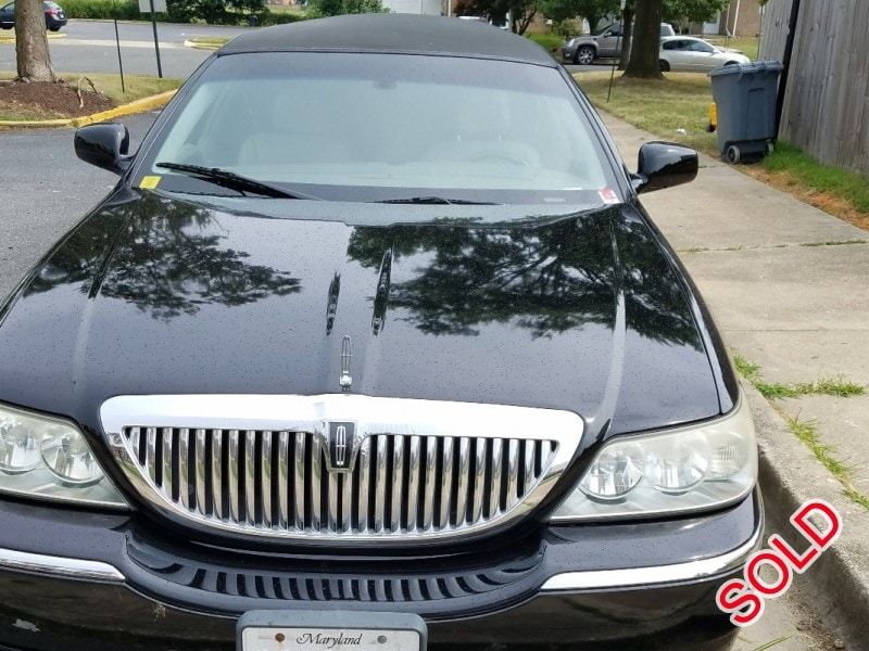 Used 2004 Lincoln Funeral Limo  - Landover, Maryland - $9,000