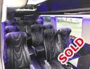 New 2017 Mercedes-Benz Sprinter Van Shuttle / Tour EC Customs - Oaklyn, New Jersey    - $96,770