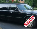 2004, Lincoln, Sedan Stretch Limo, Executive Coach Builders