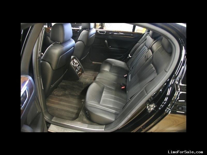 Used 2006 Bentley Sedan Limo  - $35,000