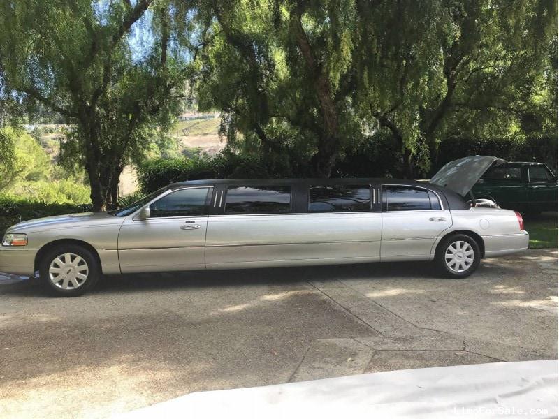 Used 2006 Lincoln Sedan Limo Springfield - Redondo Beach, California - $18,500