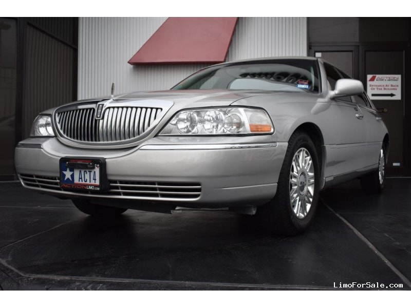 Used 2008 Lincoln Sedan Limo ABC Companies - Houston, Texas - $6,500