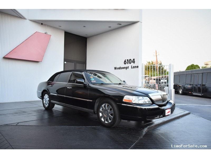 Lincoln Dealership Houston >> Used 2008 Lincoln Sedan Limo Ford Houston Texas 4 900