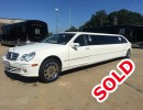 2006, Mercedes-Benz C class, Sedan Stretch Limo