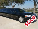2011, Lincoln, Sedan Stretch Limo, Executive Coach Builders