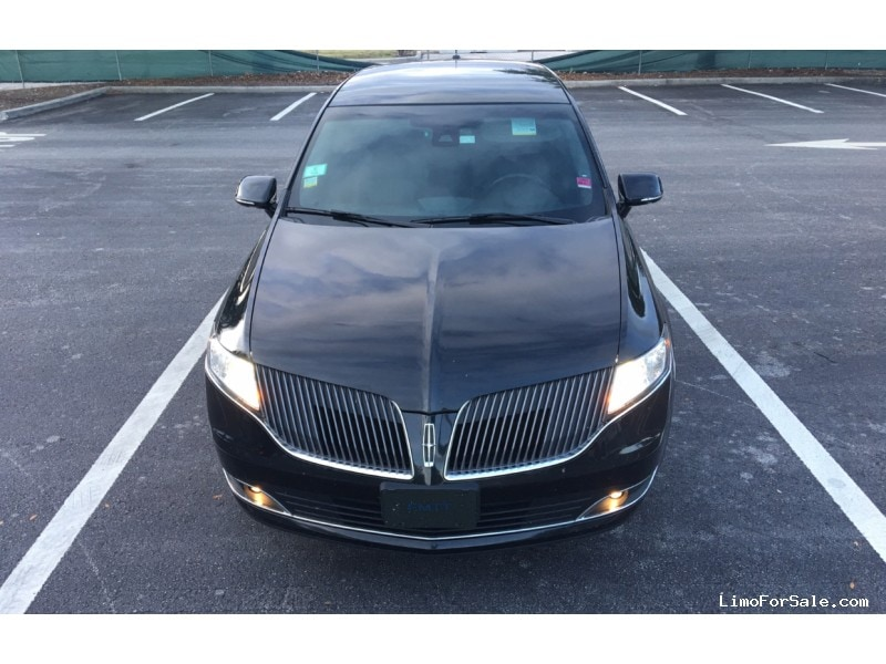 Used 2015 Lincoln MKT Sedan Limo  - Orlando - $16,500