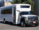 2015, Ford F-550, Mini Bus Limo, Glaval Bus