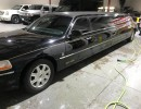 2007, Lincoln, Sedan Stretch Limo, Federal